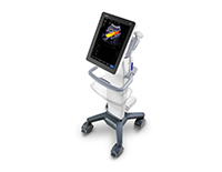 TE7 - Mindray's New High End Touch Screen Ultrasound