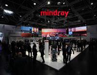 Mindray @ MEDICA 2017