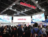 Mindray Arab Health 2018'de