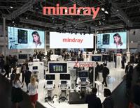 Mindray MEDICA 2018'de