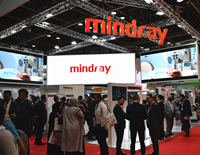 Mindray @ Arab Health 2019