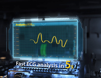 Serie BeneHeart C AED - Más rápido e inteligente