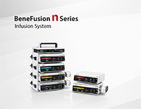 BeneFusion n Series - Smart touch, Safe medication