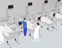 How to better plan and design an ICU