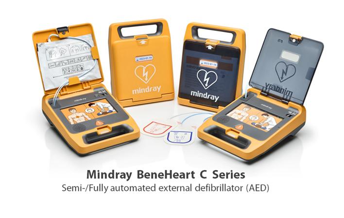 biphasic AED defibrillators